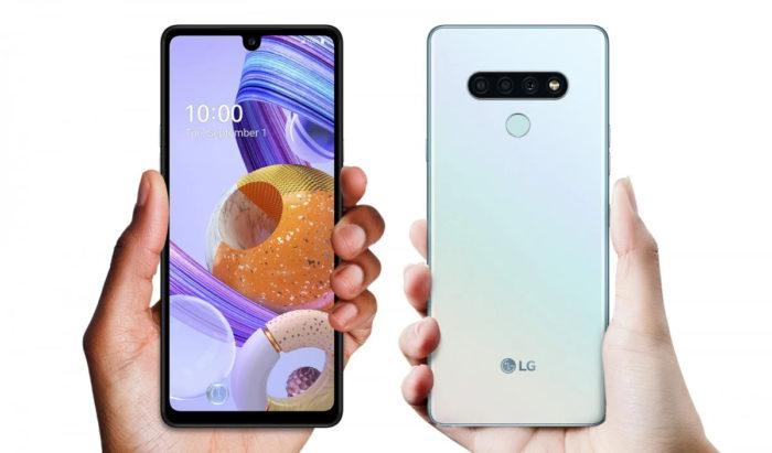 LG K71 (Foto: Divulgação/LG)