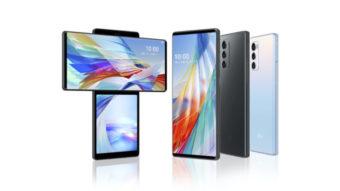 LG Wing é anunciado com tela giratória e câmera tripla