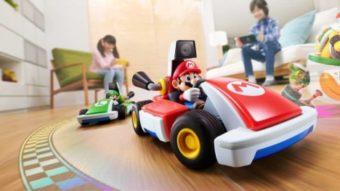 Mario Kart Live: Home Circuit cria pistas para correr em casa mesmo