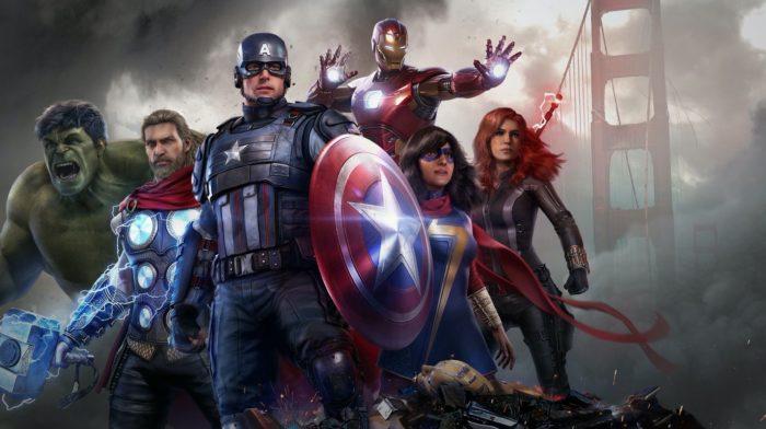Marvel's Avengers – Quase lá, Vingadores! / Divulgação / Square Enix