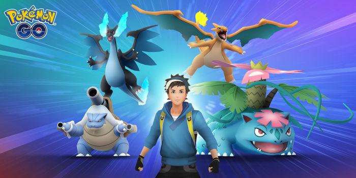 megaevolução de Pokémon Go / Divulgação