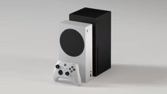Xbox Series S e Series X