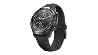 TicWatch Pro 3 é o primeiro relógio Wear OS com novo Snapdragon