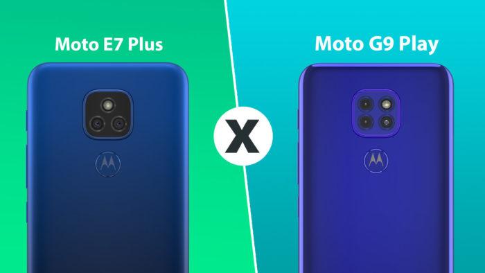 Moto E7 Plus vs Moto G9 Play