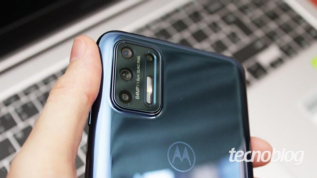 Motorola Moto G9 Plus - câmeras