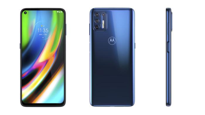 Possible Motorola Moto G9 Plus (Image: Disclosure / Orange Slovakia)