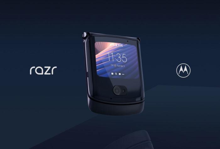 Motorola Razr 5G (Foto: Divulgação/Motorola)
