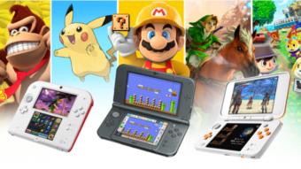 Nintendo 3DS, 2DS e modelos XL deixam de ser fabricados