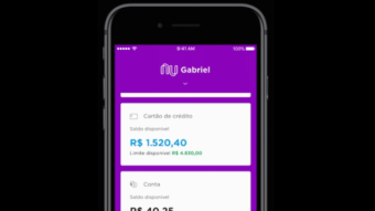 Nubank simplifica interface do app e adota cards na vertical