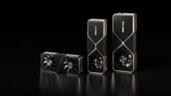 GeForce RTX 3090, 3080 e 3070 chegam com até o dobro de desempenho