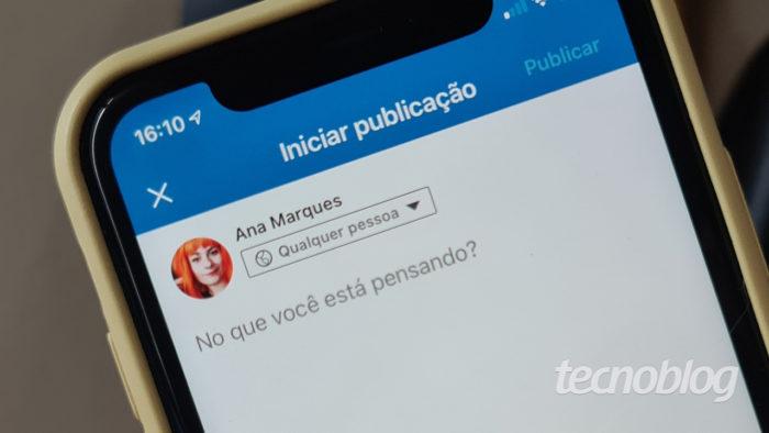 o que postar no linkedin / Ana Marques / Tecnoblog