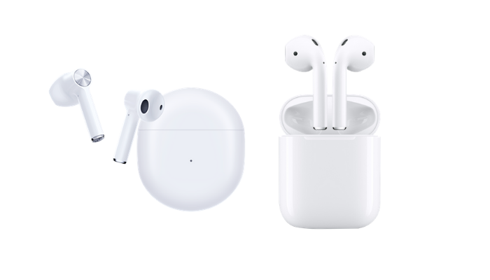 OnePlus Buds vs Apple AirPods