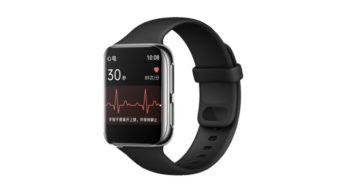 Oppo Watch, inspirado no Apple Watch, ganha versão com ECG