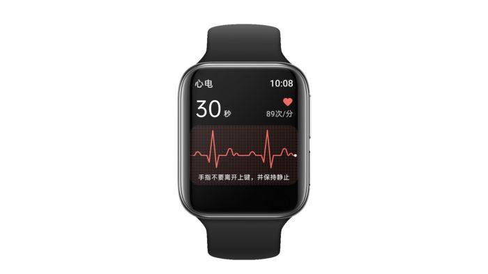 Oppo Watch ECG