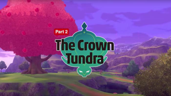 The Crown Tundra Pokémon Sword/Shield
