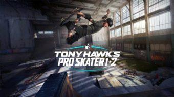 Tony Hawk's Pro Skater 1+2 - De volta a 1999