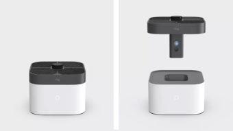 Amazon lança drone Ring com câmera de segurança