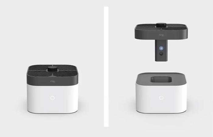 Ring Always Home Cam é um drone da Amazon para patrulha doméstica
