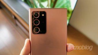 Samsung Galaxy Note 20 Ultra: para quem já era fã