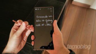 Galaxy Note 20 recebe Android 11 em beta com Samsung One UI 3.0