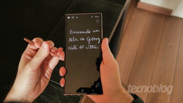 Galaxy Note 20 recebe Android 11 em beta com Samsung One UI 3.0 miniatura