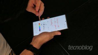 Fãs da Samsung pedem novo Galaxy Note no lugar do S22