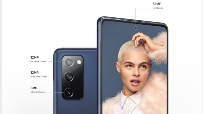 Samsung Galaxy S20 Fan Edition vaza (Foto: Reprodução/Evan Blass)