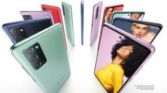 Samsung Galaxy S20 Fan Edition vaza em página de pré-venda