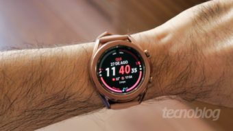 Samsung Galaxy Watch 4 com Wear OS é aprovado pela Anatel