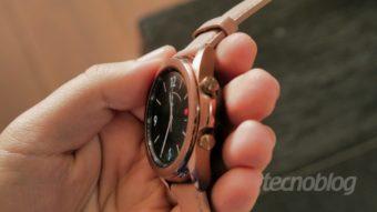 Samsung Galaxy Watch 3: estilo com aposta em saúde