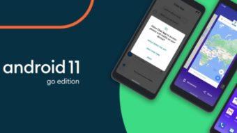 Android 11 Go promete abrir apps 20% mais rápido