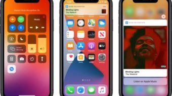 Apple lança iOS 14.2 beta com maior integração ao Shazam
