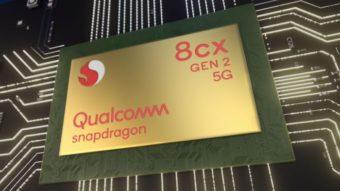 Qualcomm anuncia Snapdragon 8cx Gen 2 para notebooks com Windows