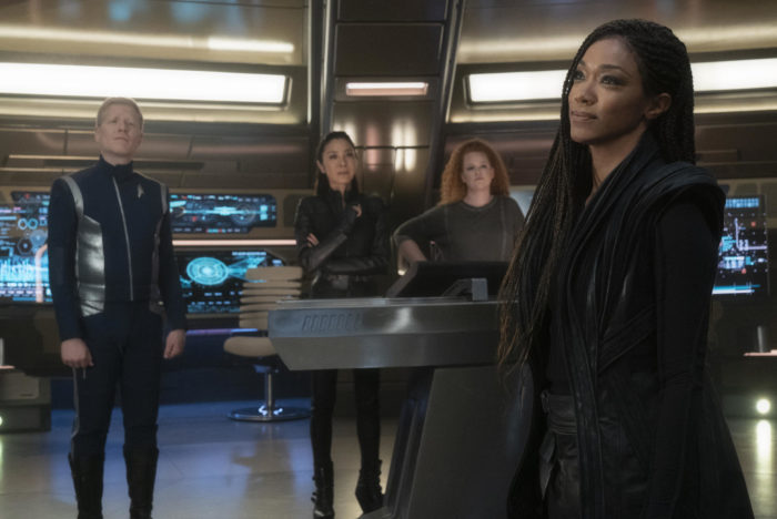 Star Trek - Discovery - Temporada 3 / Imagem: Divulgação/Netflix