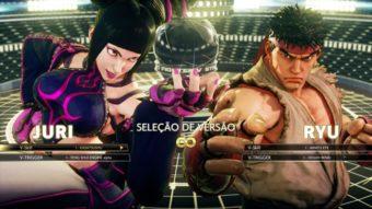 3 truques com Juri em Street Fighter V