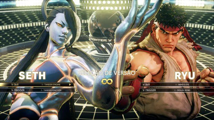 3 truques com Seth em Street Fighter V / Reprodução / Felipe Vinha