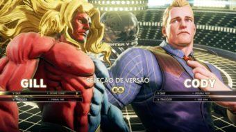 3 truques com Gill em Street Fighter V