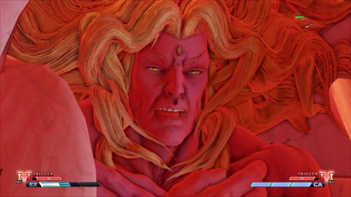 3 truques com Gill em Street Fighter V / Reprodução / Felipe Vinha