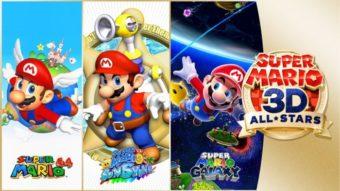 Super Mario 3D All-Stars é 2º jogo mais vendido na Amazon em 2020