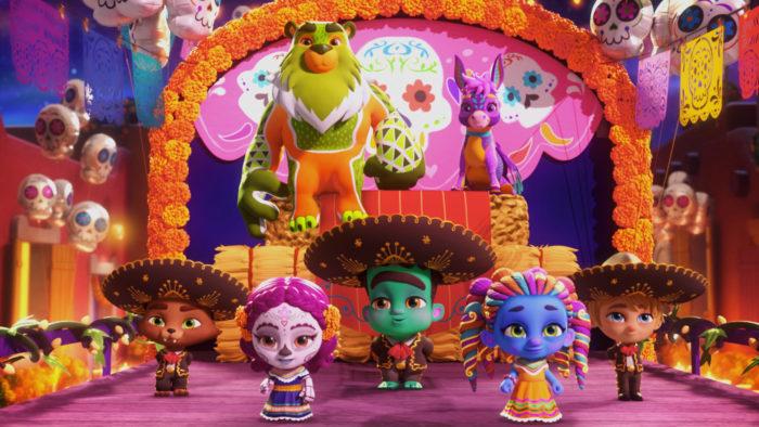 Super Monstros - Dia de los Monstros / Imagem: Divulgação/ Netflix