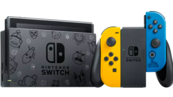 Nintendo Switch terá edição especial de Fortnite