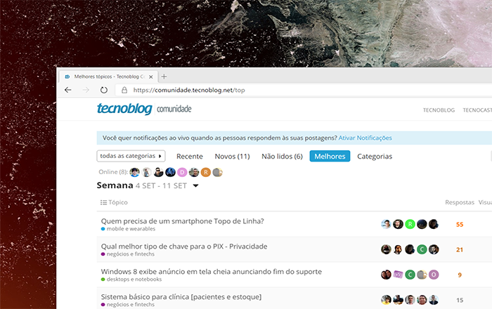 Comunidade Tecnoblog