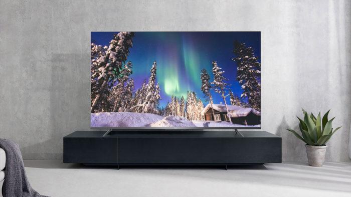 TV 4K TCL P715