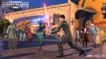EA divulga novo trailer de The Sims 4 com pacote de Star Wars
