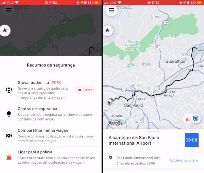 Uber U-Áudio