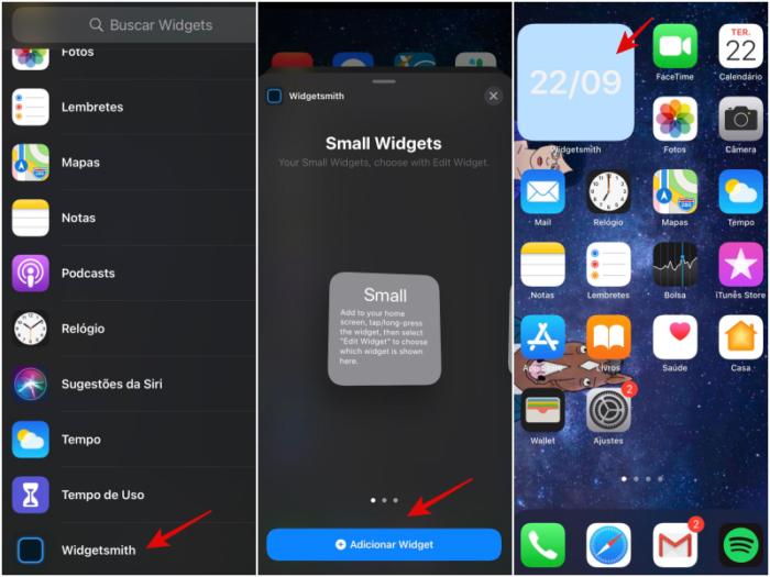 como mudar os ícones do iPhone (imagem: Divulgação/iOS)