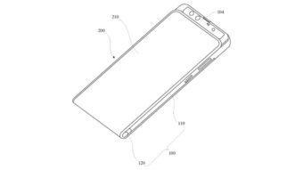 Xiaomi patenteia celular com tela flexível e deslizante