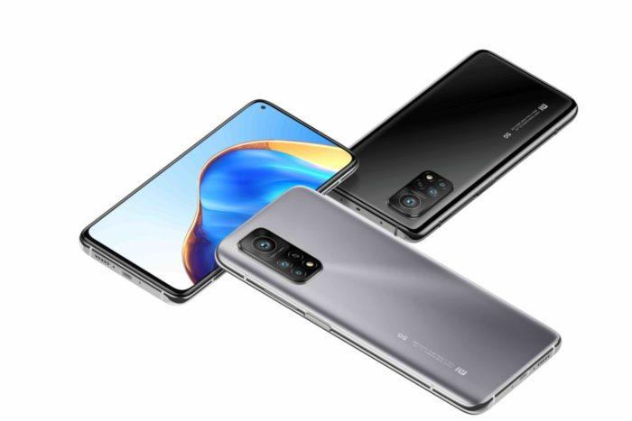 Xiaomi Mi 10T (Imagem: Divulgação/Xiaomi)