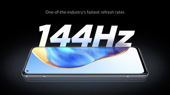 Xiaomi Mi 10T Pro tem tela de 144 Hz (Foto: Divulgação/Xiaomi)