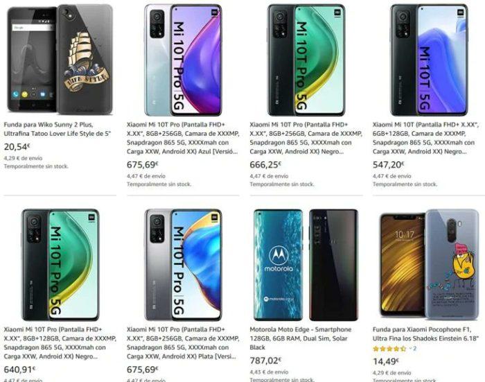 Xiaomi Mi 10T e Mi 10T Pro com Snapdragon 865 aparecem na Amazon (Foto: Reprodução/XDA-Developers)
